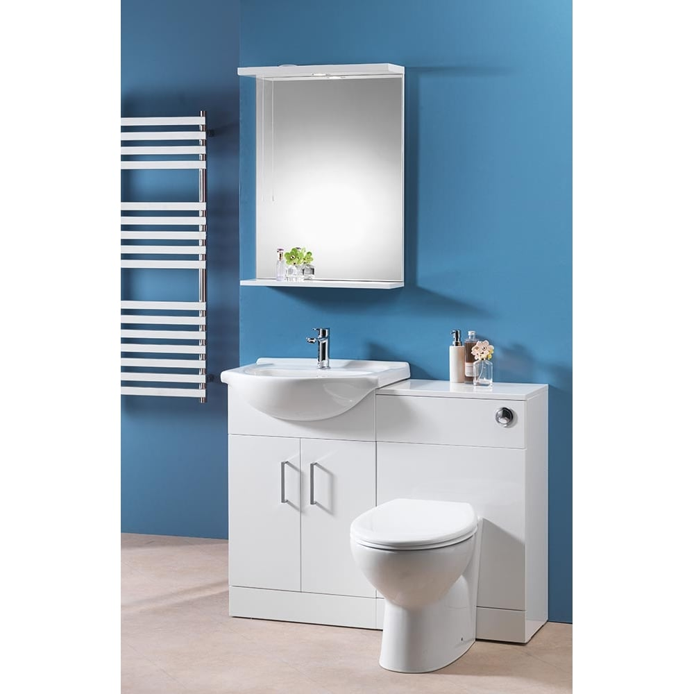 Alpha 500mm & 600mm WC Base Units - Alpha from Amazing Bathroom ...