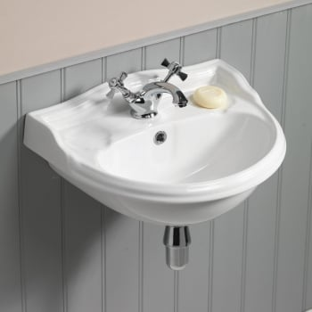 Alpha Mirabelle Cottage 500 X 380mm Cloakroom Basin