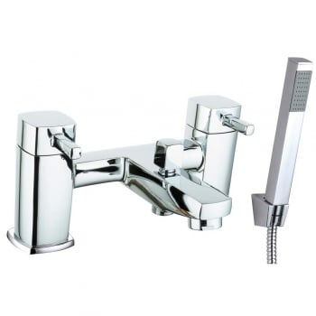 Alpha Montana Bath Shower Mixer & Kit (2 Hole)