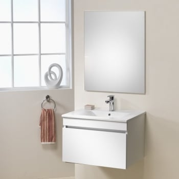 Ascent Furniture Arizona Wall-Hung Base Unit & Basin