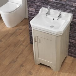 Belmont 55 Base Unit and Basin
