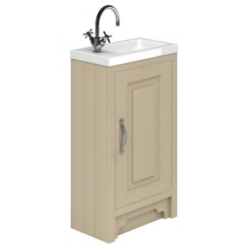 Ascent Furniture Grosvenor 400mm 1-door Base Unit & Basin