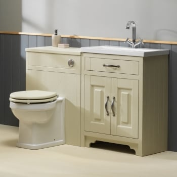 Ascent Furniture Grosvenor Base Unit & WC Combinations