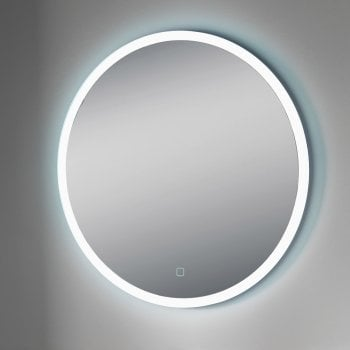 Ascent Mirrors Radius Round Mirror - 600mm