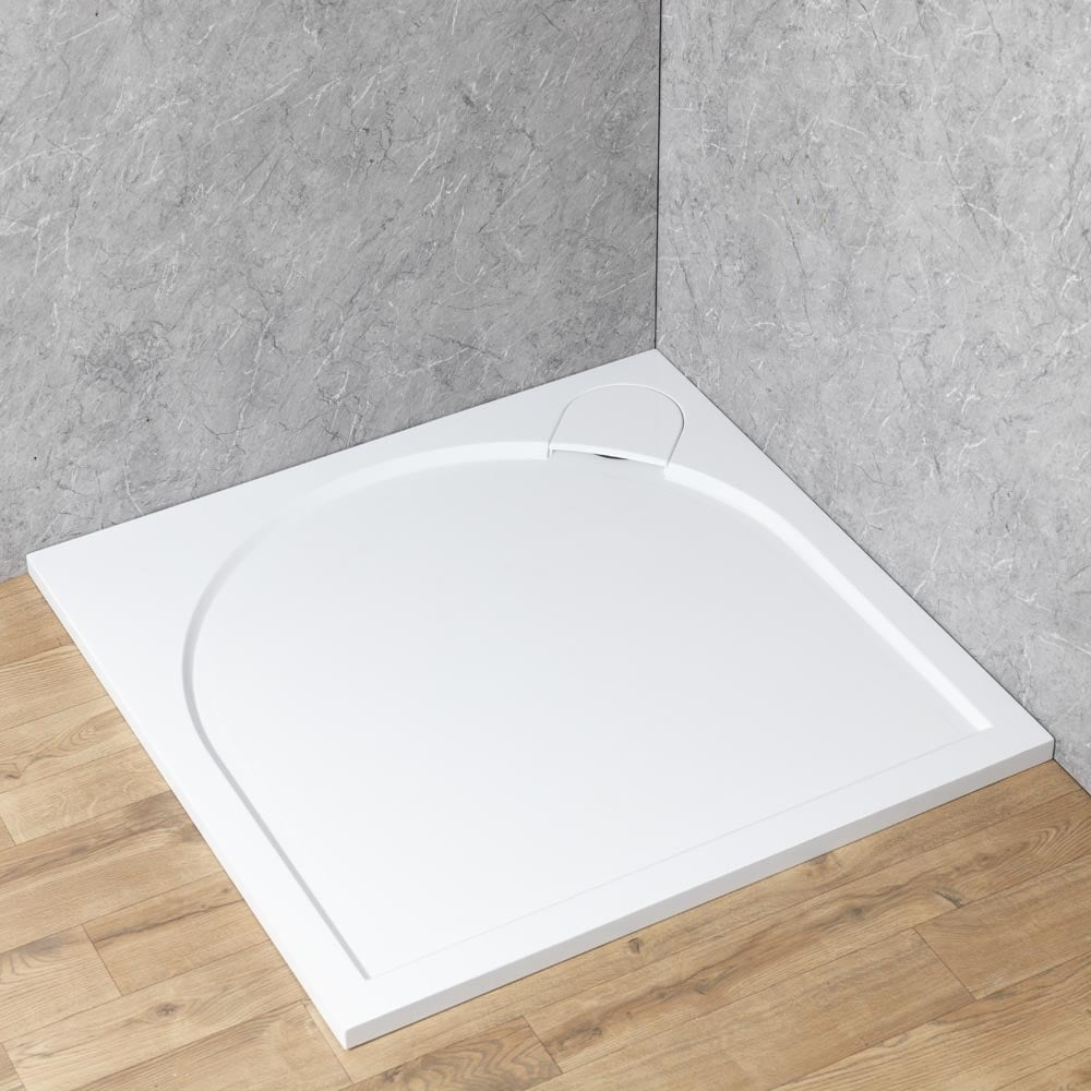 Shower Trays, Anti-slip, Low level