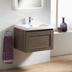 Verona Wall-Hung Base Unit & Basin