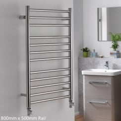 Libra Rail - Stainless Steel Finish
