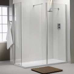 8mm Kubic Walk-In with Easy-Clean Glass