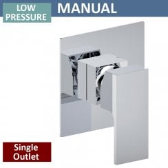 Grosvenor Manual Shower Valve - 1 Outlet (controls 1 function)
