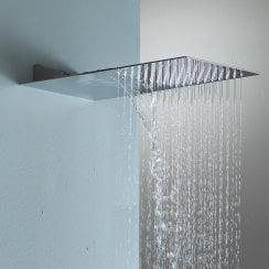 Nevada Slim Rainfall & Waterfall Shower Head