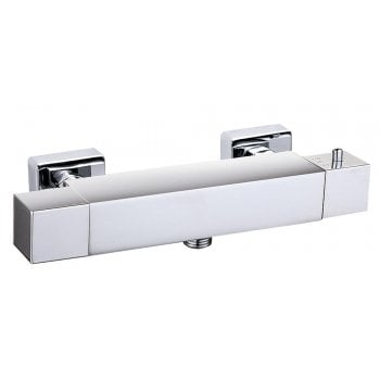 Ascent Showering Nevada Thermostatic Bar Valve Only