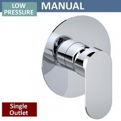 Opal Manual Shower Valve - 1 Outlet (controls 1 function)
