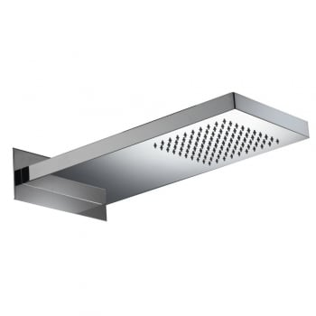 Ascent Showering Rainfall Fixed Shower Head