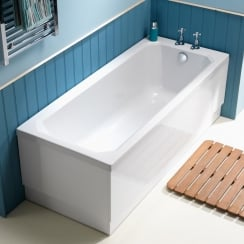 Deco Single Ended Bath (Superspec) - 1700 x 700mm