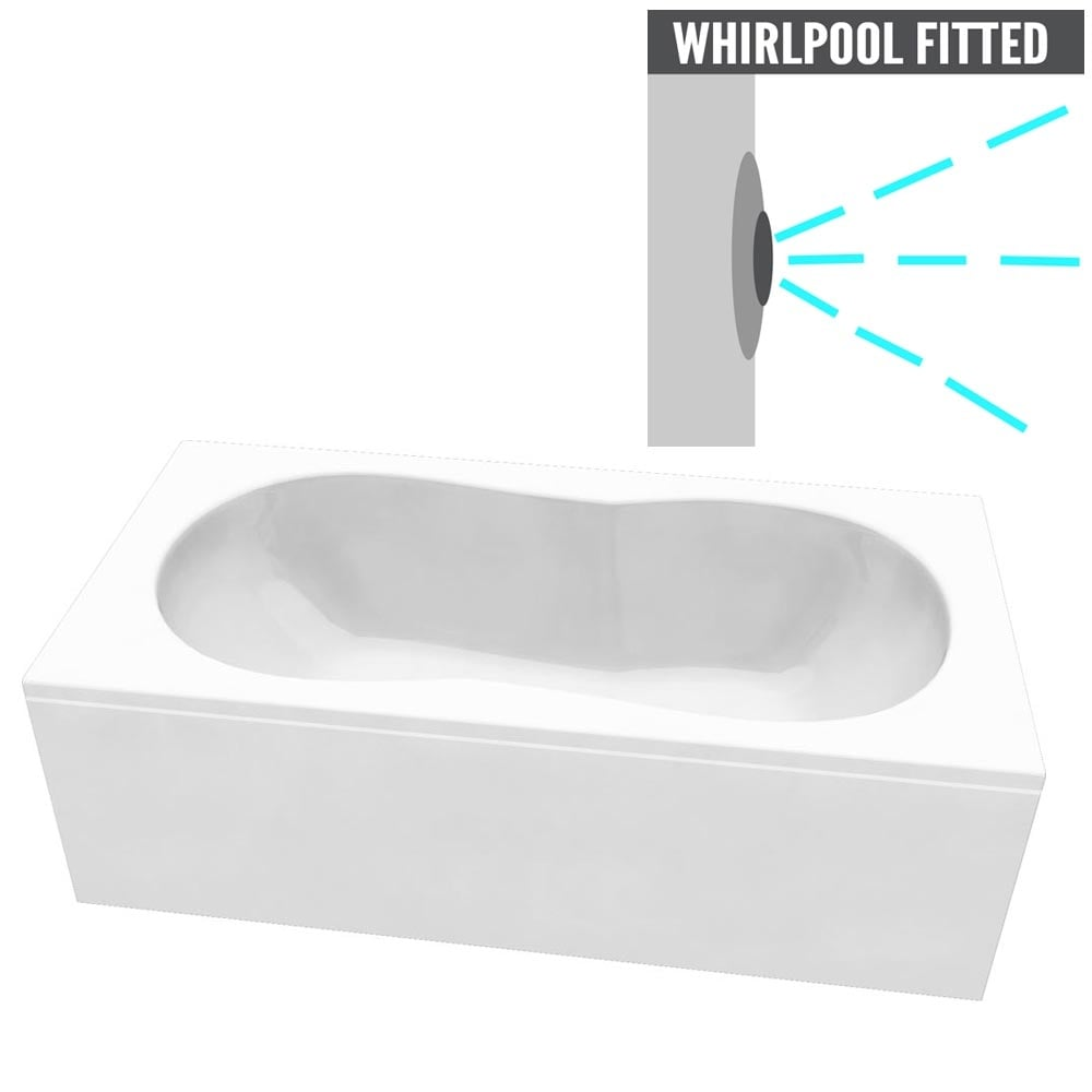 Ascent Superspec Indiana Bath with Option 4 Whisper Airspa - 1800 x ...