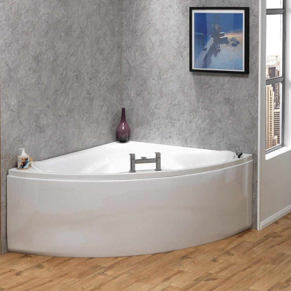 Ascent Superspec Missouri Corner Bath & Panel (Superspec
