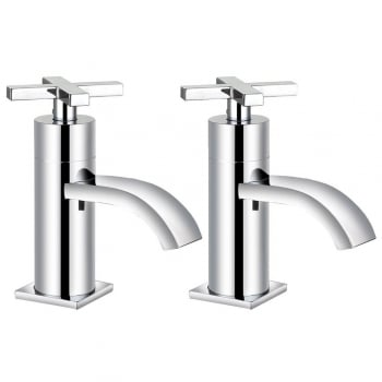 Ascent Taps Harmony Basin Taps (Pair)
