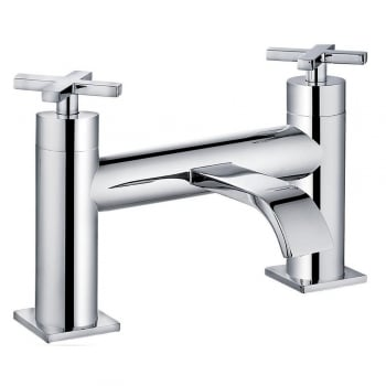 Ascent Taps Harmony Bath Filler (2 Hole)