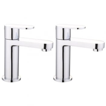 Ascent Taps Opal Basin Taps (Pair)