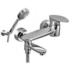 Rimini Bath Shower Mixer & Kit (2 Hole)