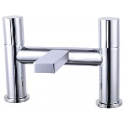 Roma Bath Filler (2 Hole)