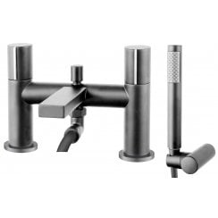 Roma Bath Shower Mixer & Kit (2 Hole)