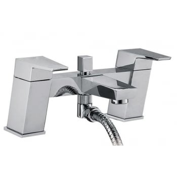 Ascent Taps Verona Bath Shower Mixer & Kit (2 Hole)