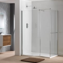 6mm Walk-In Enclosures with Easy-Clean Glass including Tray