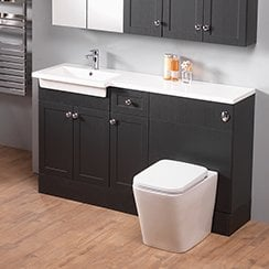 Ritz 1-Piece Basin Options