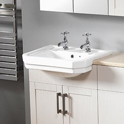 Semi-Recessed Basin Options