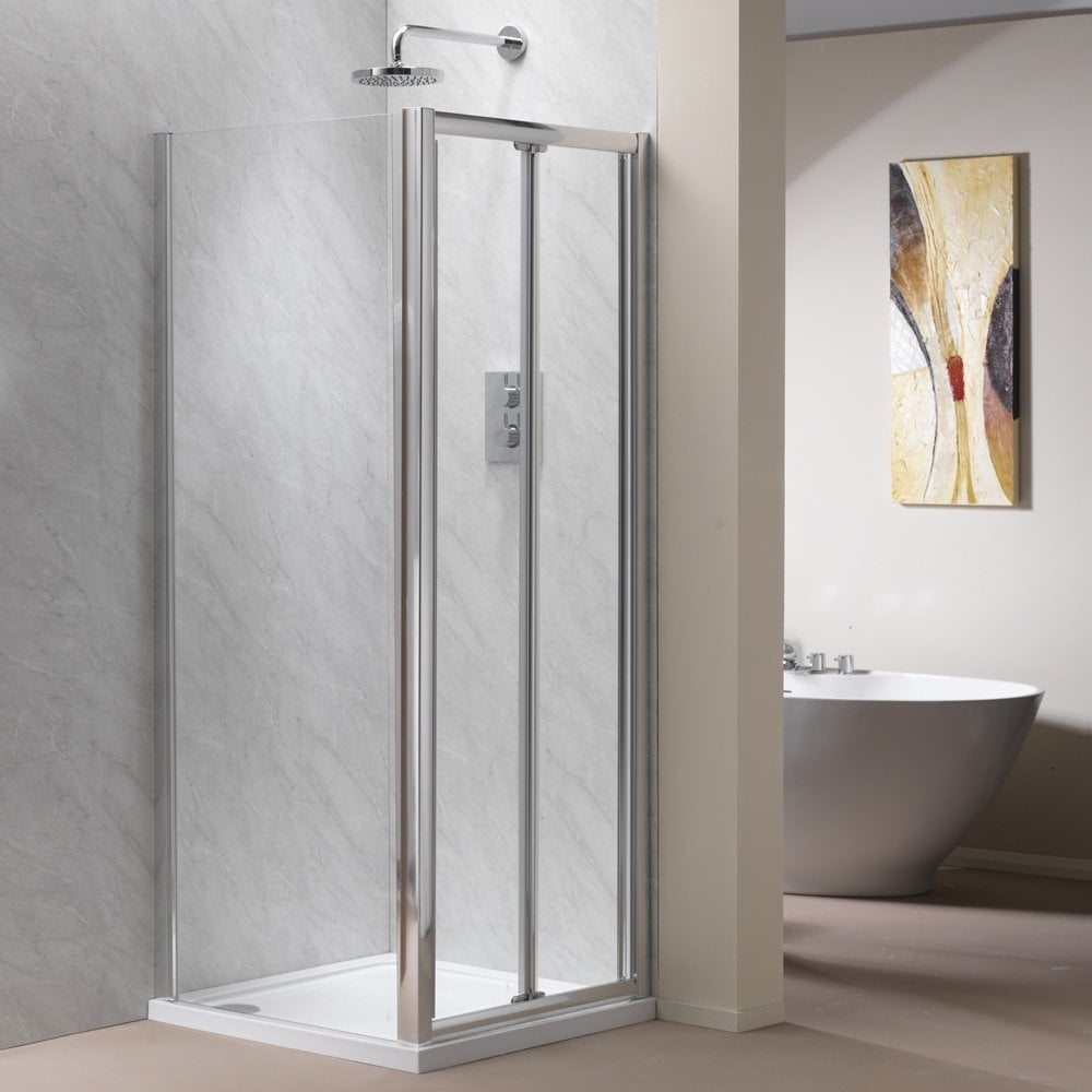 Bifold Doors For Bathroom - 6mm bifold doors