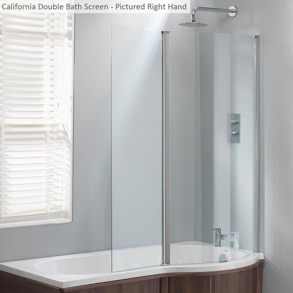 genesis california double shower bath screen only genesis from genesis california double shower bath screen only