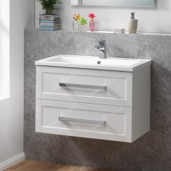 Deco 60 Wall Hung Base & Basin