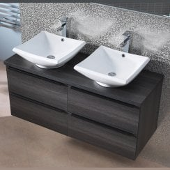 Gemini 120 Base Unit, Worktop & Basin