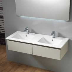 Urban 120 Base Unit & Double Basin