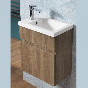 Genesis Deluxe Urban 40 Base Unit & Basin