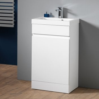 Genesis Deluxe Urban 50 Base Unit & Basin