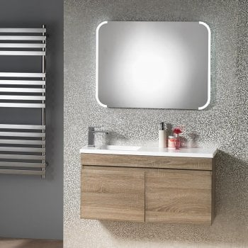Genesis Deluxe Urban 90 Base Unit & Basin