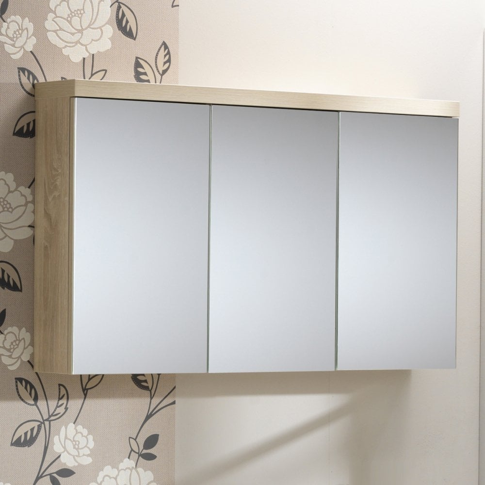 Genesis eden mirrored cabinets 400mm to 1200mm genesis for Bathroom cabinets 400mm high