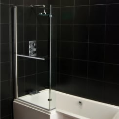 Elegancia Shower Bath Screen Only