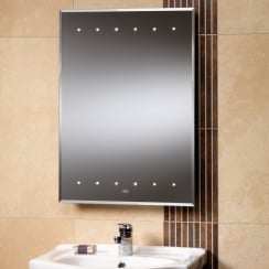 Ferrara Mirror with LED Lights - 500 x 700mm