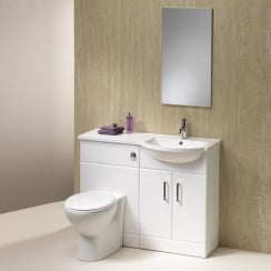 Richmond 1050mm & 1200mm 1-Piece Basin Combinations