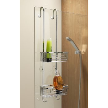 Genesis Utah Shower Caddy - Genesis from Amazing Bathroom Supplies UK