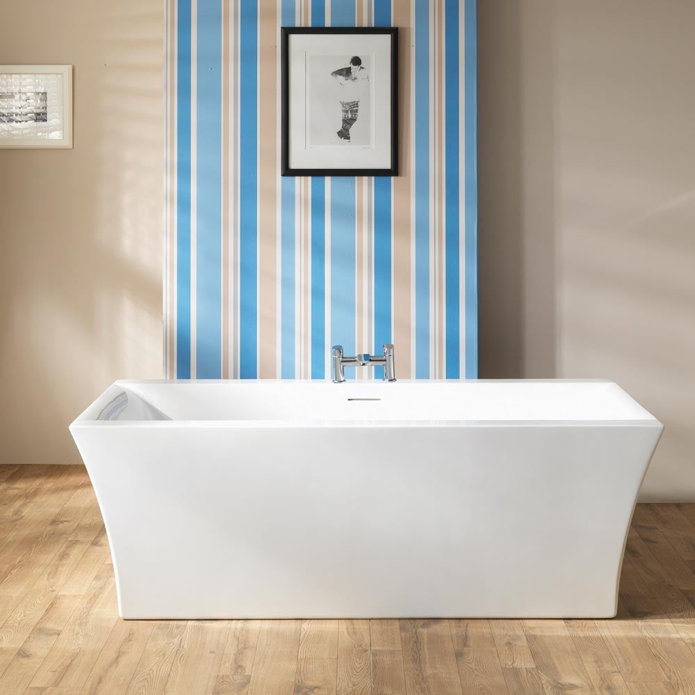 Iconic Charlotte Freestanding Bath - 1800 x 800mm - Iconic from ...