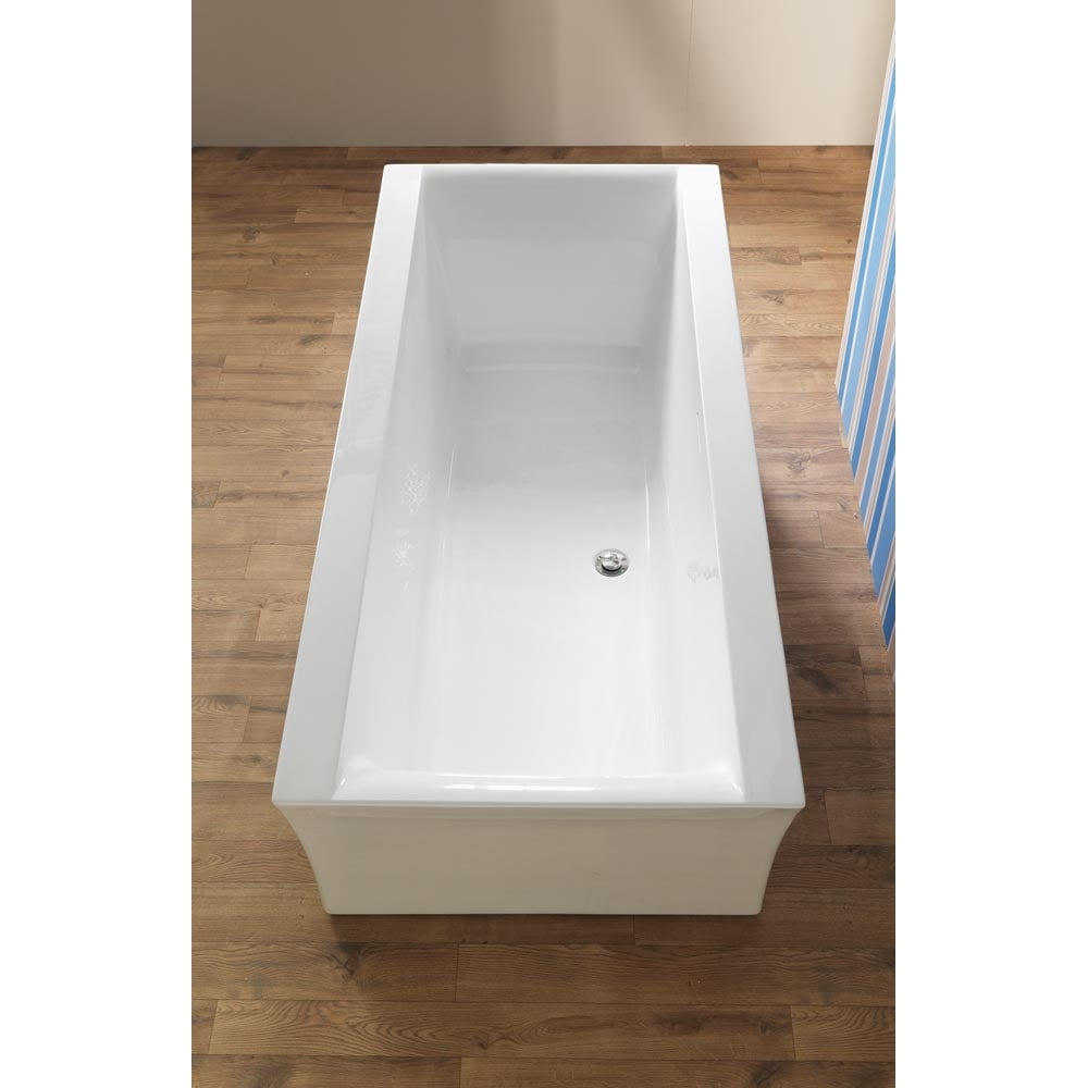 iconic charlotte freestanding bath 1800 x 800mm iconic from charlotte freestanding bath 1800 x 800mm