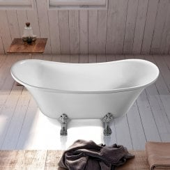 Latina Freestanding Bath - 1770 x 710mm