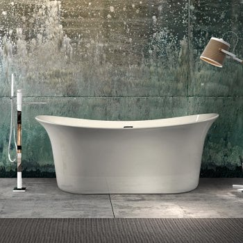 Iconic Lecco Freestanding Bath - 1680 x 770mm