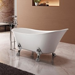 Marino Freestanding Bath - 1520 x 710mm & 1700 x 710mm
