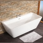 Monza Freestanding Bath - 1700 x 750mm