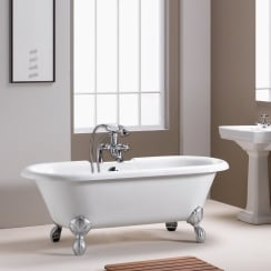 Romeo Freestanding Bath - 1500 x 750mm & 1700 x 750mm